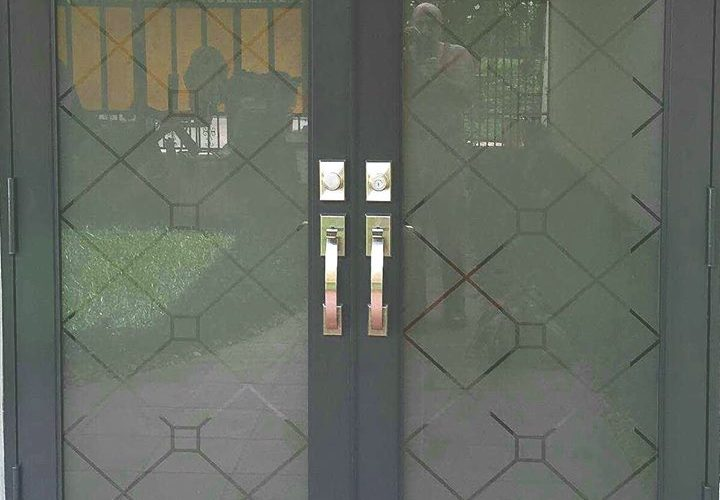 Impact Glass Doors