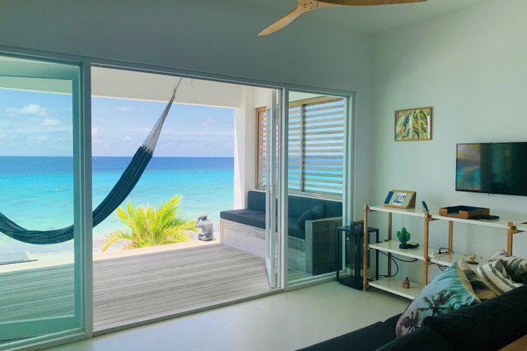 Full View Door Beach View 2