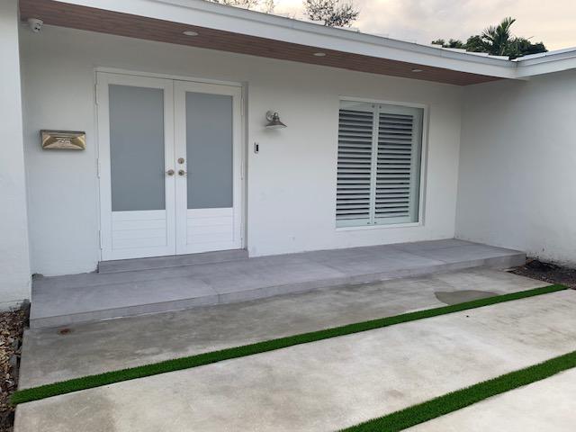 Modern Classic Door